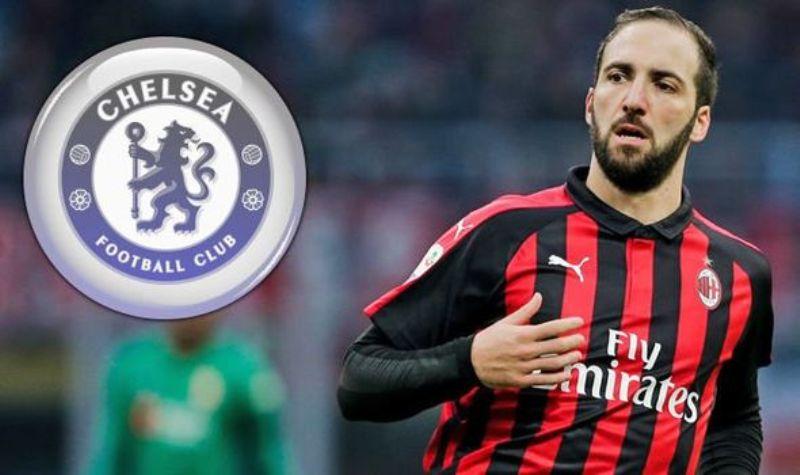 LAJMI I FUNDIT  Ja kur pritet të zyrtarizohet Gonzalo Higuain të Chelsea