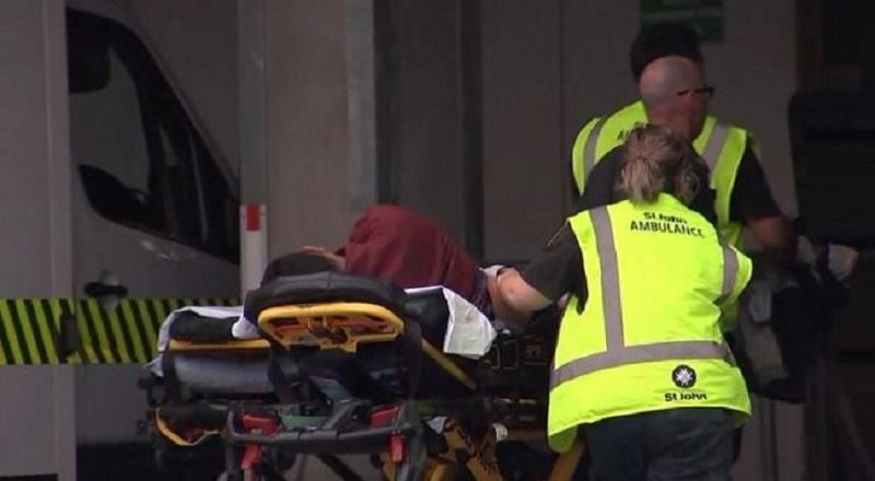Kaq vite burg ju presin  nëse shpërndani videot e sulmit në Zelandë të Re
