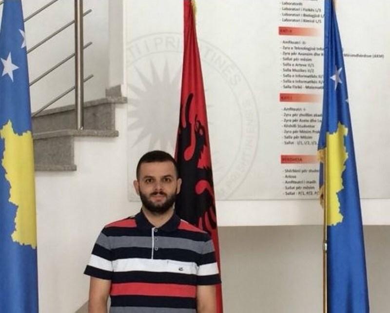 Nuk u pranua në Universitetin e Prishtinës, pranohet në Universitetin e Gjenevës