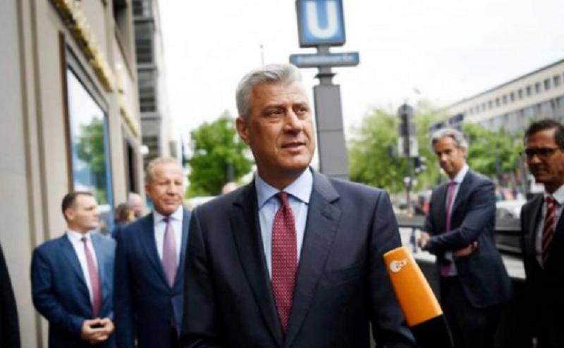 Thaçi  Kosova s ka pranuar asnjë tërheqje të njohjes