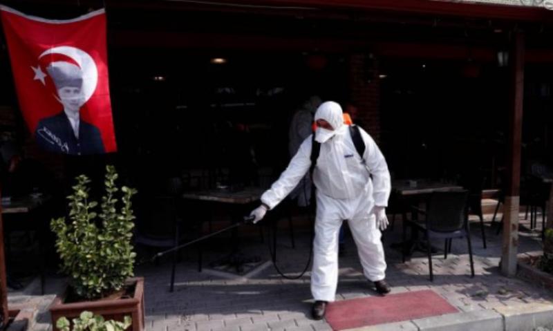 Rritet numri i të vdekurve me koronavirus në Turqi