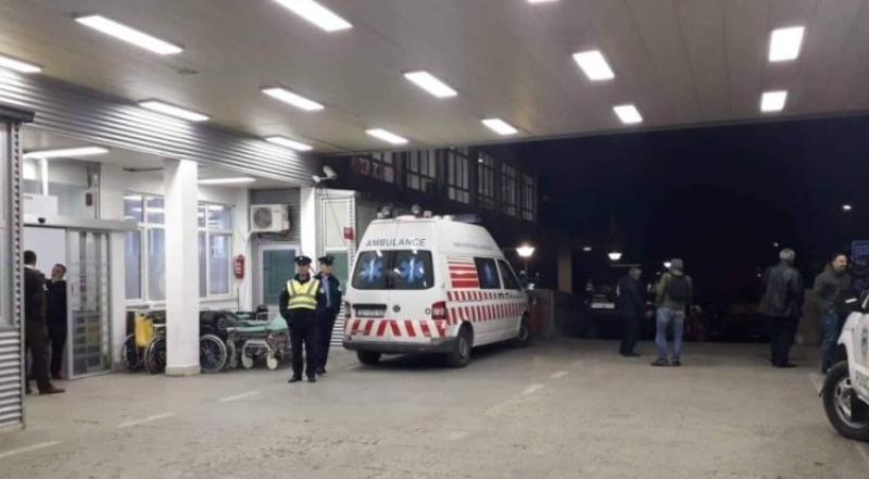 21 vjeçari prishtinas pësoi sulm në tru nga rrahja e rëndë që ia bëri polici
