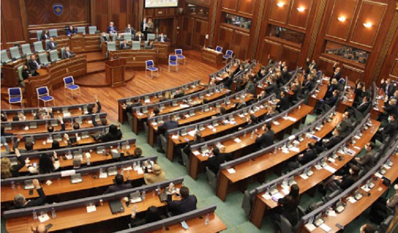 Vendos Kryesia e Kuvendit  seanca shtyhet për këtë ditë