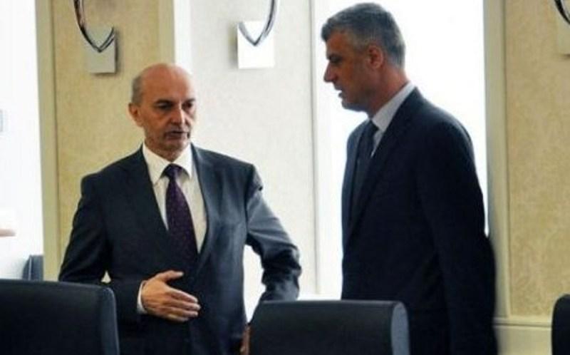 Mustafa rezultoi pozitiv me Covid 19  Thaçi shprehet i bindur se i pari i LDK së do ta tejkalojë këtë sfidë